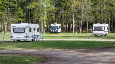 Linnunlahden caravan ja camping